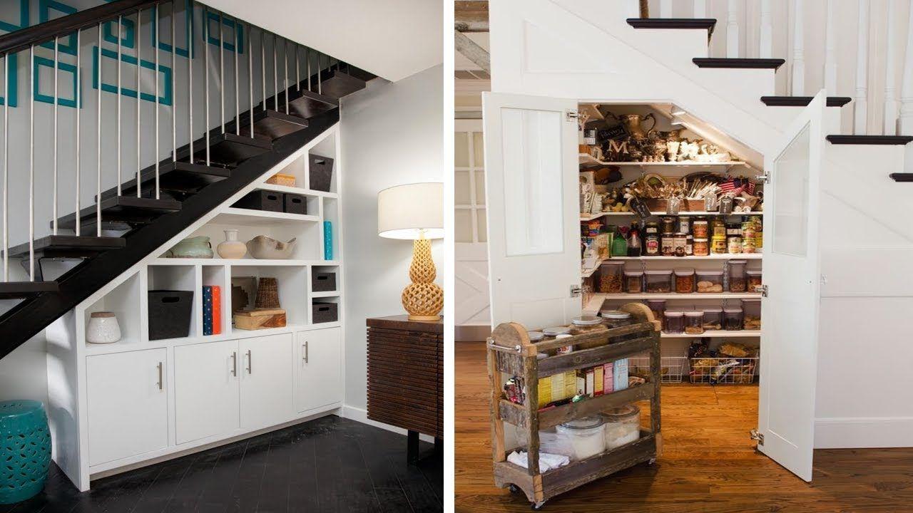 40 Under Stairs Cupboard Storage Ideas Under stairs