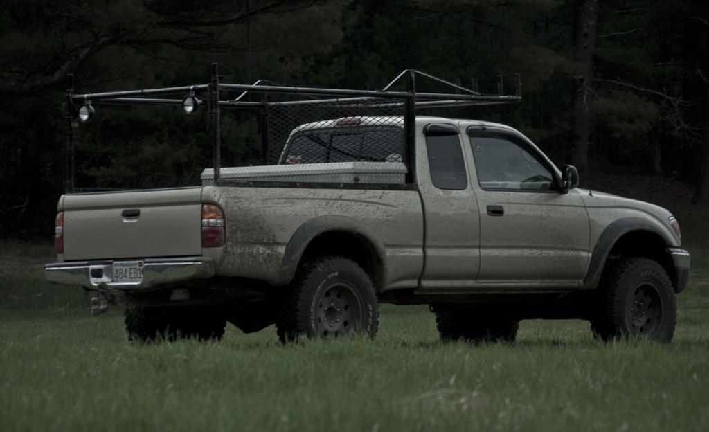 Ladder Racks For Toyota Tacoma Trucks Racks Blog Ideas