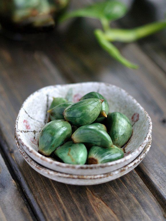 Mature En Cuisine | Pickled Garlic Cloves Top Chinese Cuisine Top Chinese Food This
