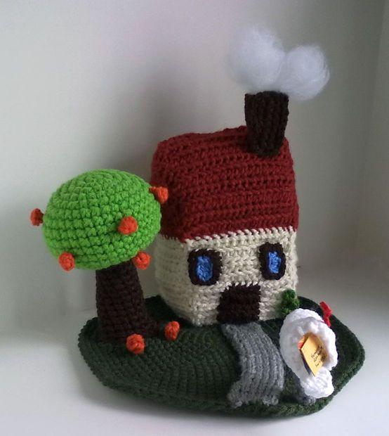 Crochet Home | Traumhäuser und Häkeln