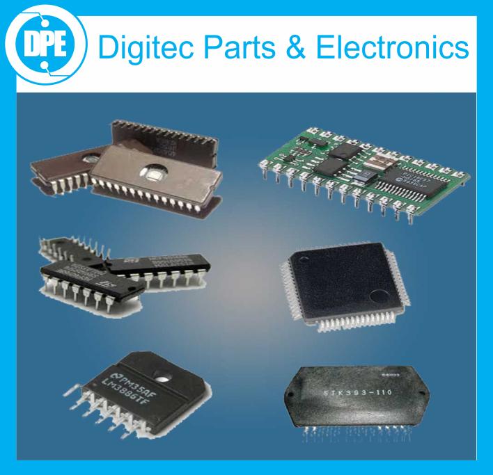 Digitec Parts & Electronics Electronics, Europe