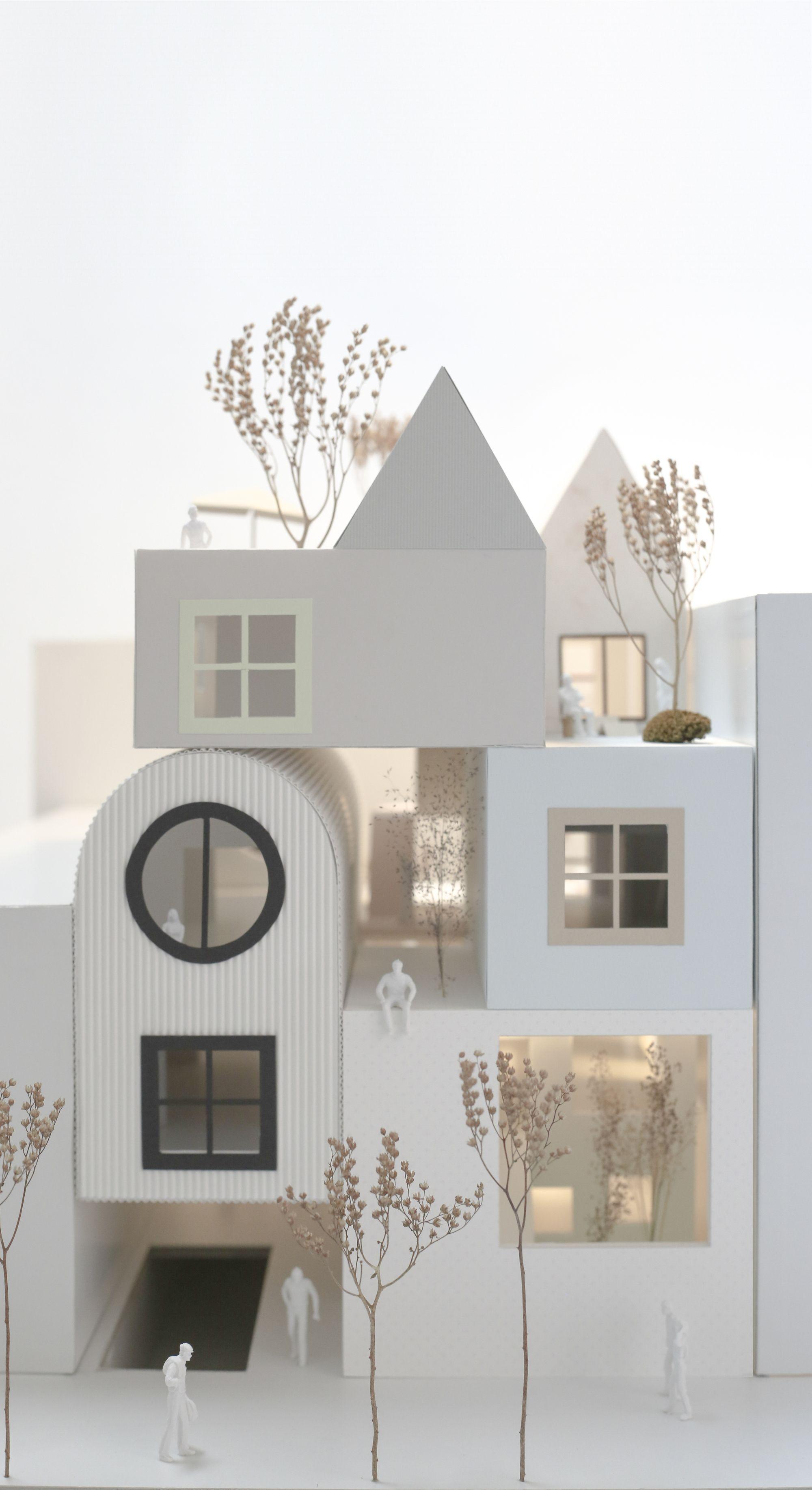 Pin by Mahdieh Nasiri on Architecture/model | Pinterest | Models ...