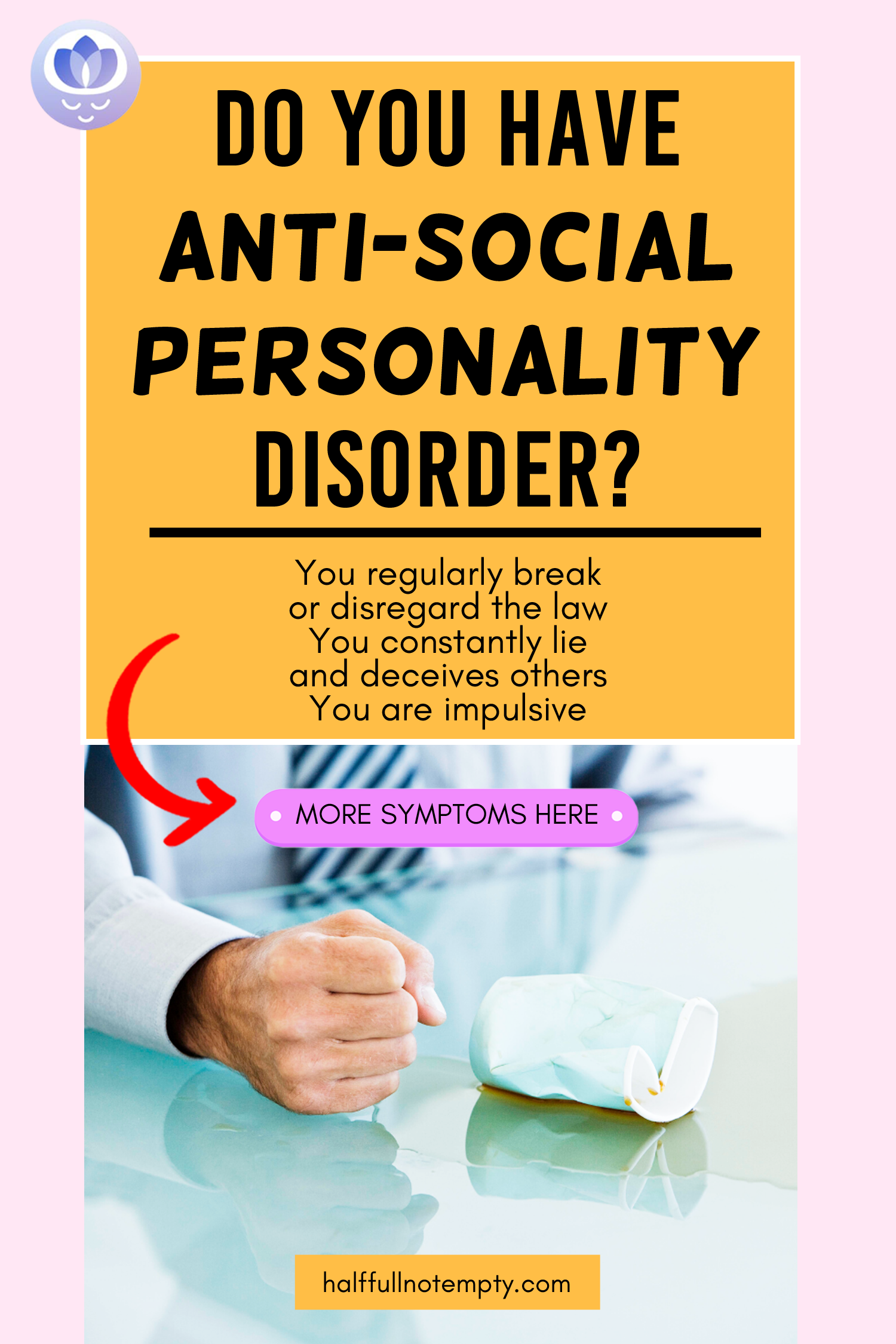 Antisocial Personality Disorder In