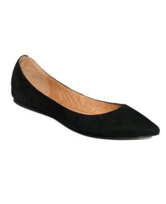 4e7fdb3b52e STEVEN by Steve Madden Shoes, Eternnal Pointed Toe Flat - Steven by ...