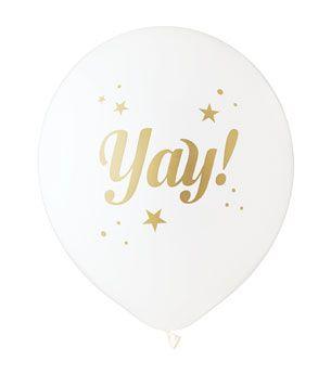 Balloons - Printed Balloons - Party Decor