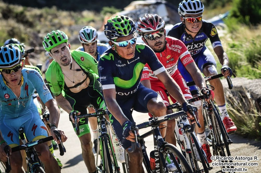2016 tour-de-san-luis photos stage-04 - Nairo Quintana