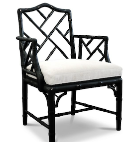 jonathan adler chinese chippendale chair | Chinese Chippendale Armchairs