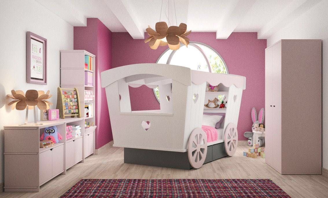 Lit Design Lit Enfant Accessoires Chambre Fille Wobo Concept Fascinating Bedroom Furniture Accessories Concept