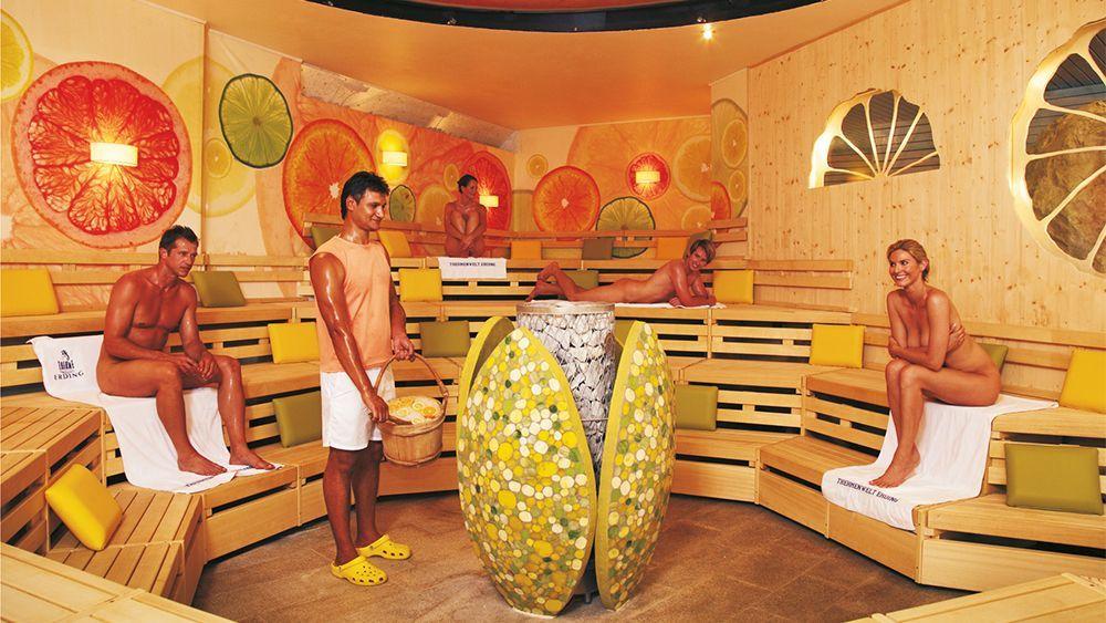 Немецкие бани - вся правда от первого лица. Общие бани в ...
