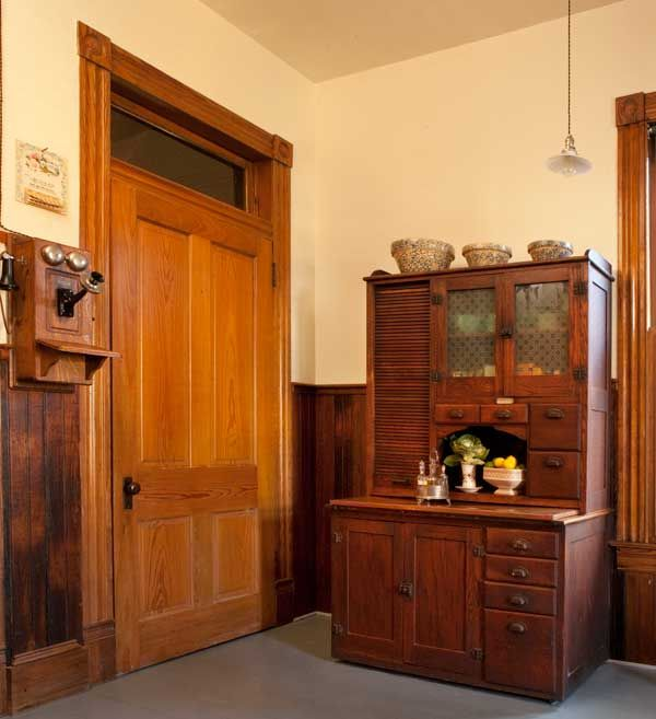 An Authentic Victorian Kitchen Design Cabinets Student