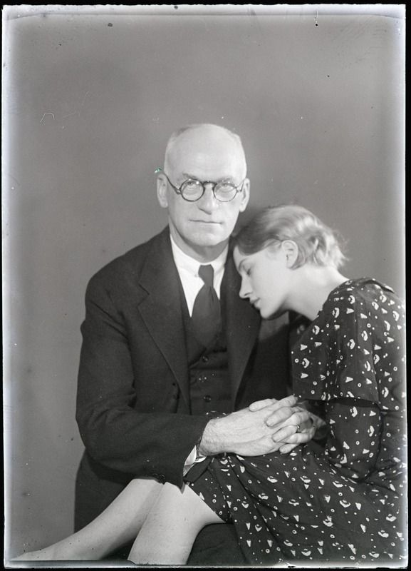 lee and theodore miller by man ray
