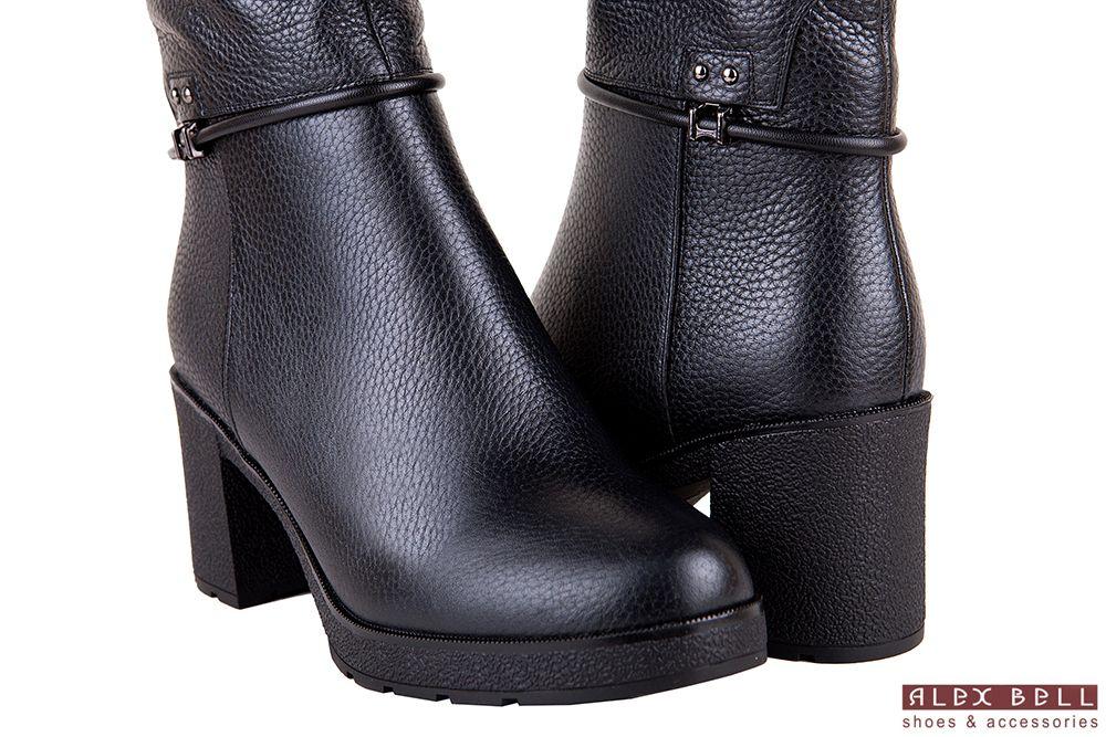 c6b1e87196e958 сапоги из натуральной кож зима 2018   Обувь Alex Bell   Pinterest