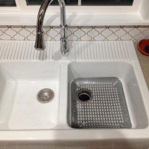 Sink Rubber Mat Farmhouse Sink Kitchen Ikea Kitchen Sink Kitchen Rugs Sink