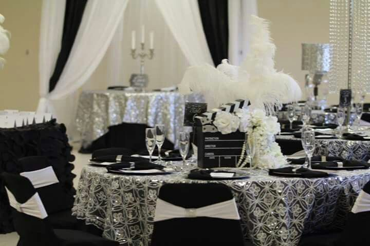Pin By Kasonya Wilcox On Old Hollywood Glam Bridal Shower Old