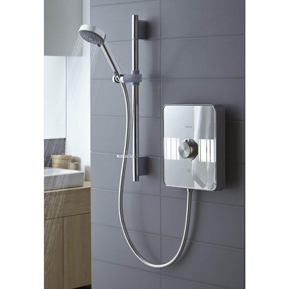best aqualisa shower