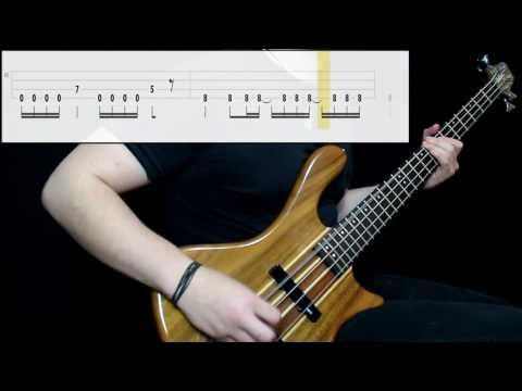 System Of A Down - Aerials (Bass Cover) (Play Along Tabs In Video ...