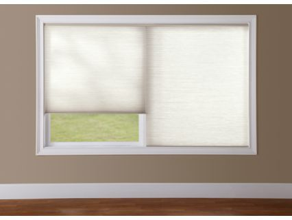 2 Shades On One Rail Cordless Top Down Bottom Up Day Night Accordia Cellular Shades Lowes Levolor Com Cellular Shades Modern Blinds Custom Blinds