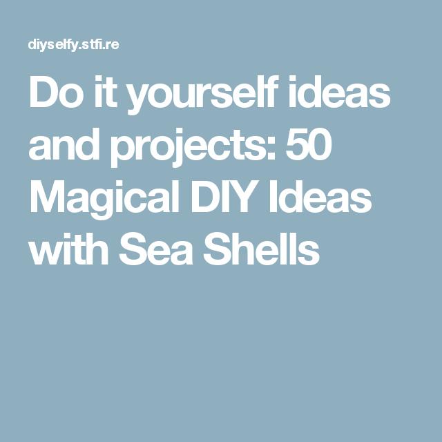 50 magical diy ideas with sea shells diy ideas shell and craft 50 magical diy ideas with sea shells seashell craftsseashell projectsbeach solutioingenieria Gallery