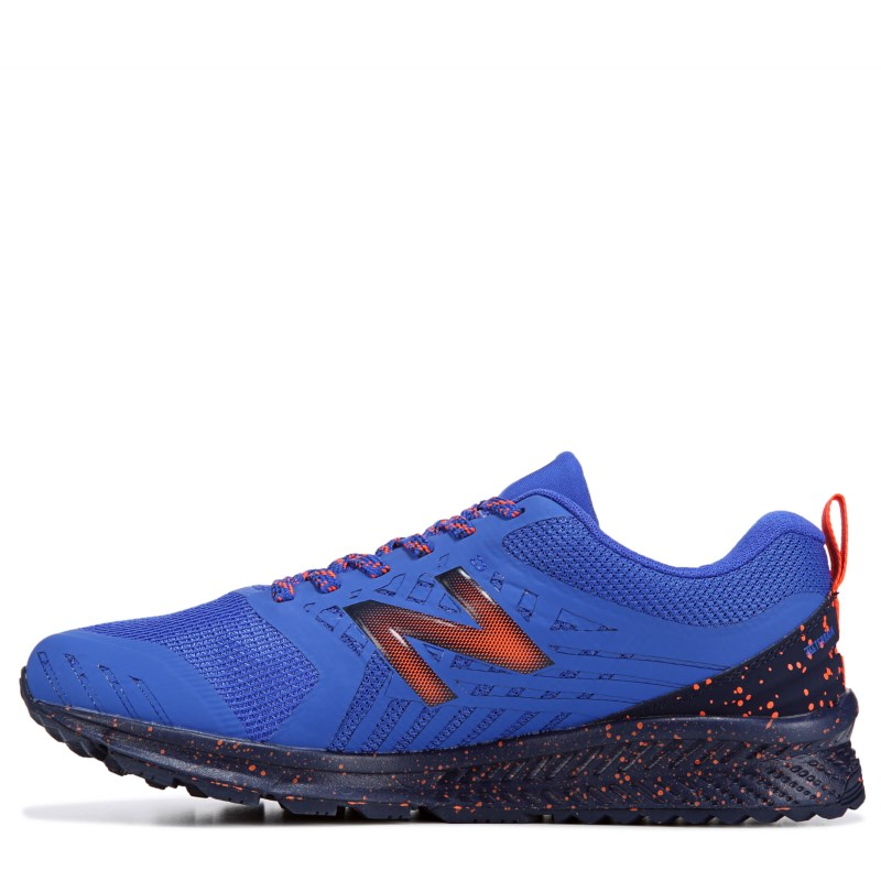 39b1effa3a88 New Balance Men s Nitrel X-Wide Trail Running Shoes (Pacific Pigment ...
