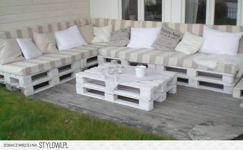 DIY Projects with Wood Pallets