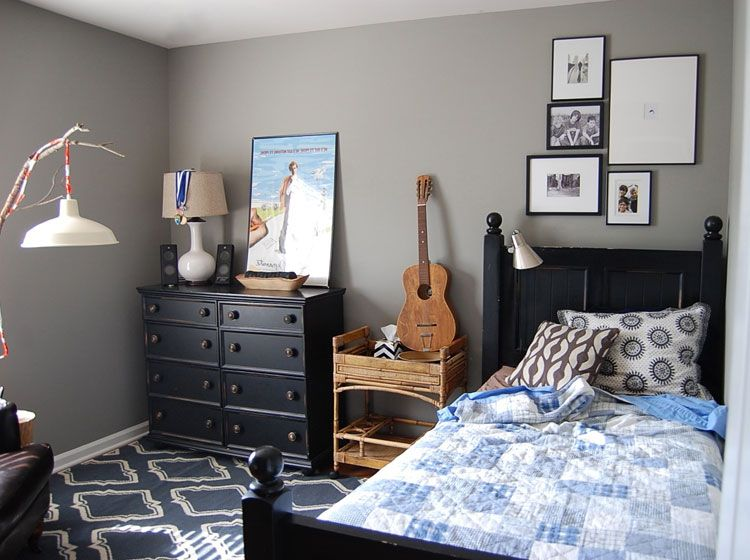 65 Cool Teenage Boys Room Decor Ideas + Designs (2019 Guide ...