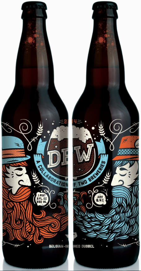30 Creative Beer Bottle Label Packaging Designs Beer Label Art