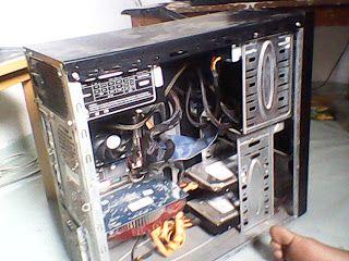 Panduan Cara Memperbaiki Komputer Rusak Mati Total Komputer