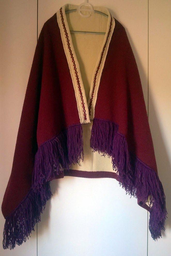 Hedebyn Gyta: Tilaustyöt / By order Lady Matilda's cloak  http://hedebyngyta.net/