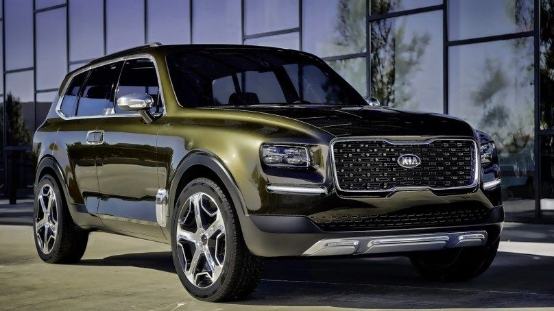 2018 Kia Borrego Colors Release Date Redesign Price From The Hundreds Of Photographs On Net About We Pick Extremely Greatest