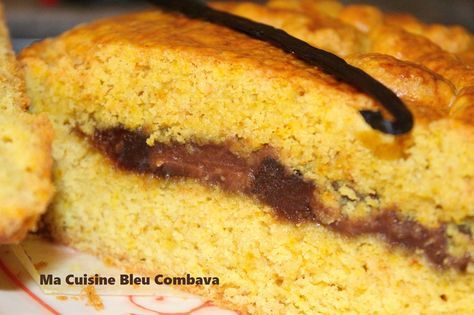 Pâté Créole à la Banane et à la Crème de Patate Douce Chocolat (Les Saveurs de la Fournaise-Réunion)