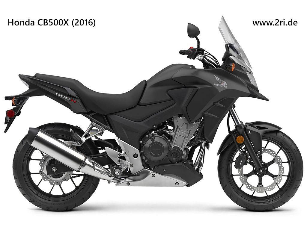 honda cb500x 2016 moto motorrad und motor. Black Bedroom Furniture Sets. Home Design Ideas