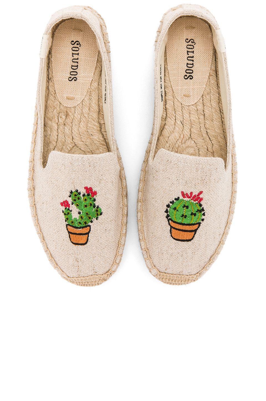 cbd9268dbd7 SOLUDOS Cactus Platform.  soludos  shoes