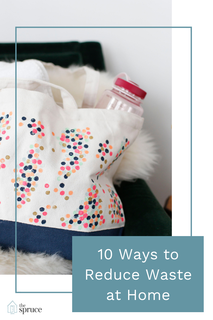 10 Ways to Reduce Waste at Home Right Now | Home Hacks +