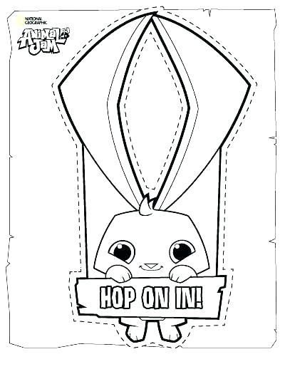 animal jam coloring pages coloring pages animal jam animal