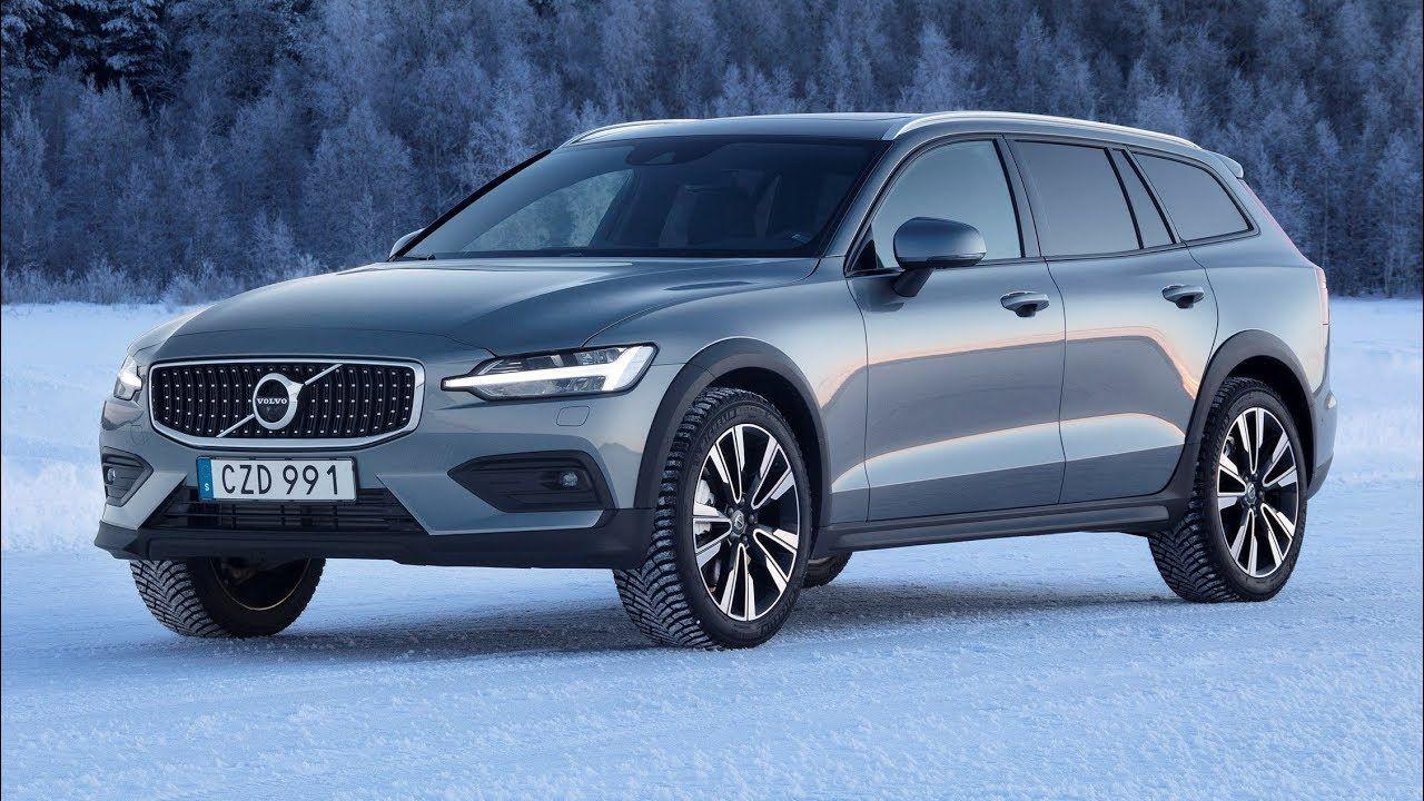 Volvo V40 Cross Country 2020 Pris