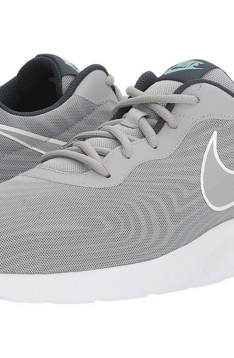 Nike Tanjun Premium (Wolf Grey/Wolf Grey) Men's Shoes - Nike, Tanjun
