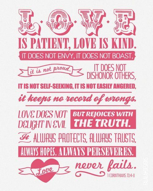 Die liefde ...