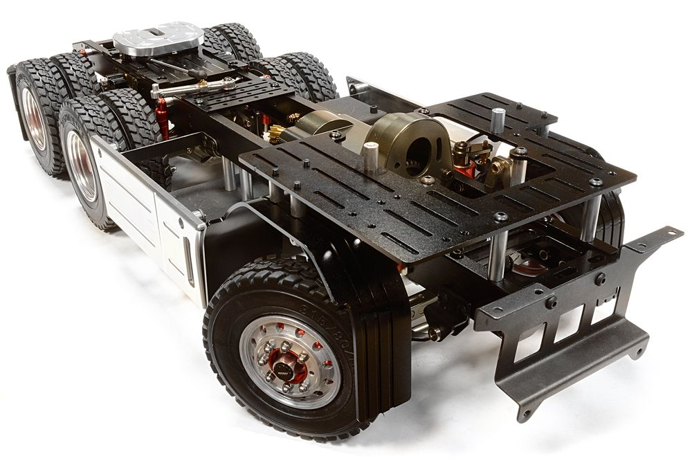 Park Art|My WordPress Blog_What Is A Semi Truck Chassis