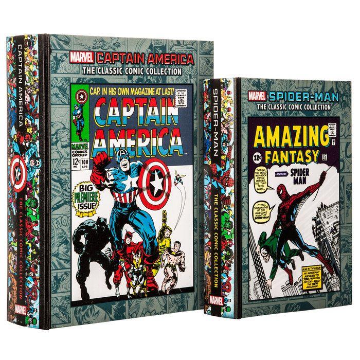 Marvel Comics Super Heroes Lined Book
