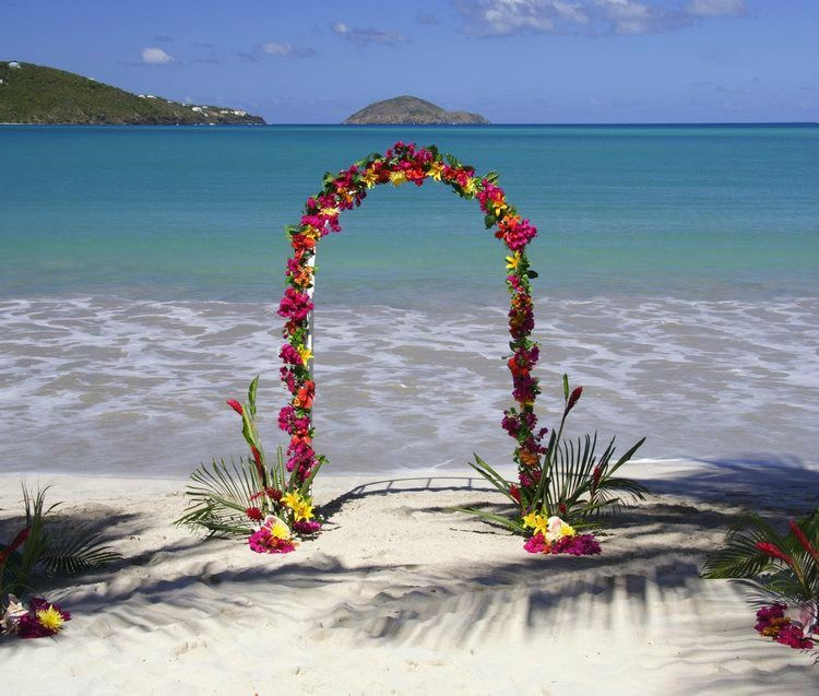 Gorgeous wedding arch decoration arch destination weddings and beach wedding arch decorations junglespirit