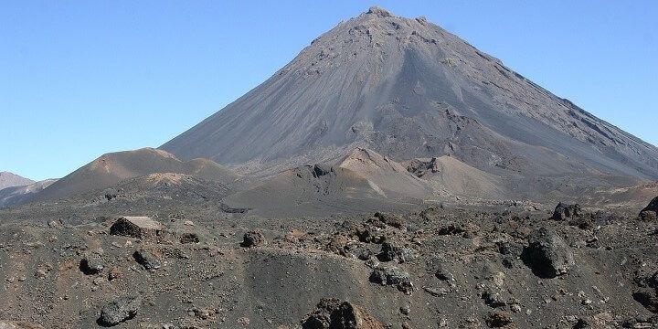 Pico de Fogo, Cape Verde, Africa