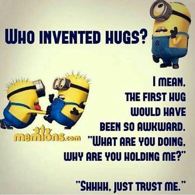 Minion Hugs