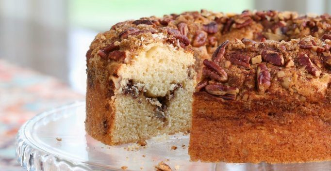 Mother's Butter Pecan Pound Cake Is The Beat Of My Heart - Cakes cupcakes brownies - Mother's