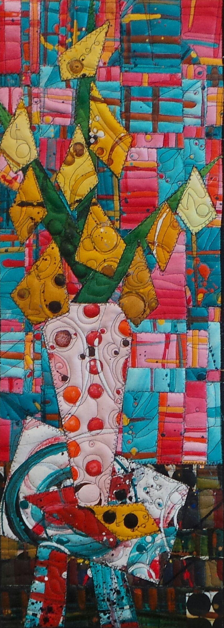 Katie Pasquini Masopust Art Quilts
