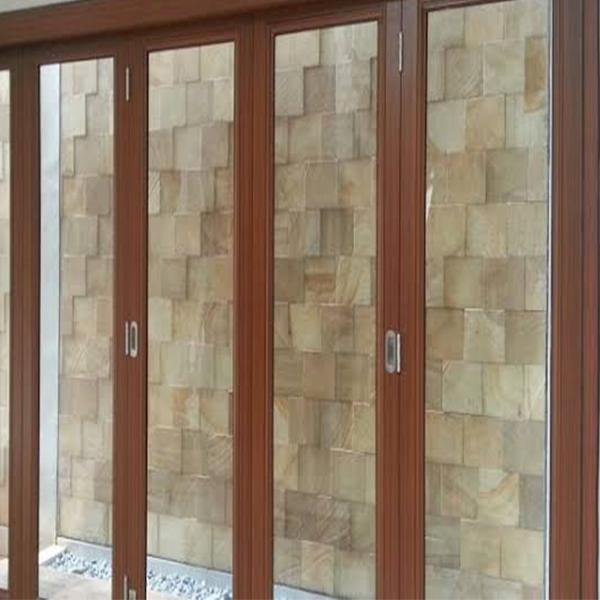 mengenal material pembuatan kusen kunsen jendela aluminium jendela pintu kaca desain pinterest