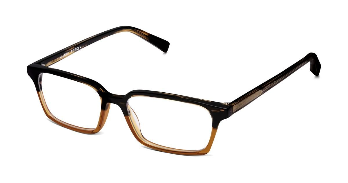 17c0f83a67c43 Morris is a straightforward frame with a slightly sloped rectangular shape  that fits most faces with ease.
