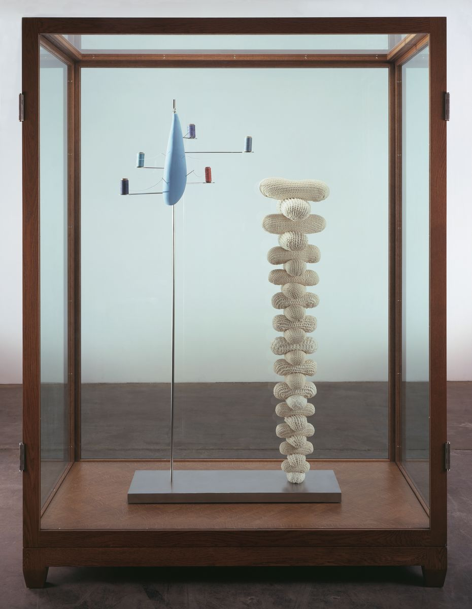 Exhibitions — Louise Bourgeois: The Fabric Works - Louise Bourgeois - Hauser & Wirth | Konst