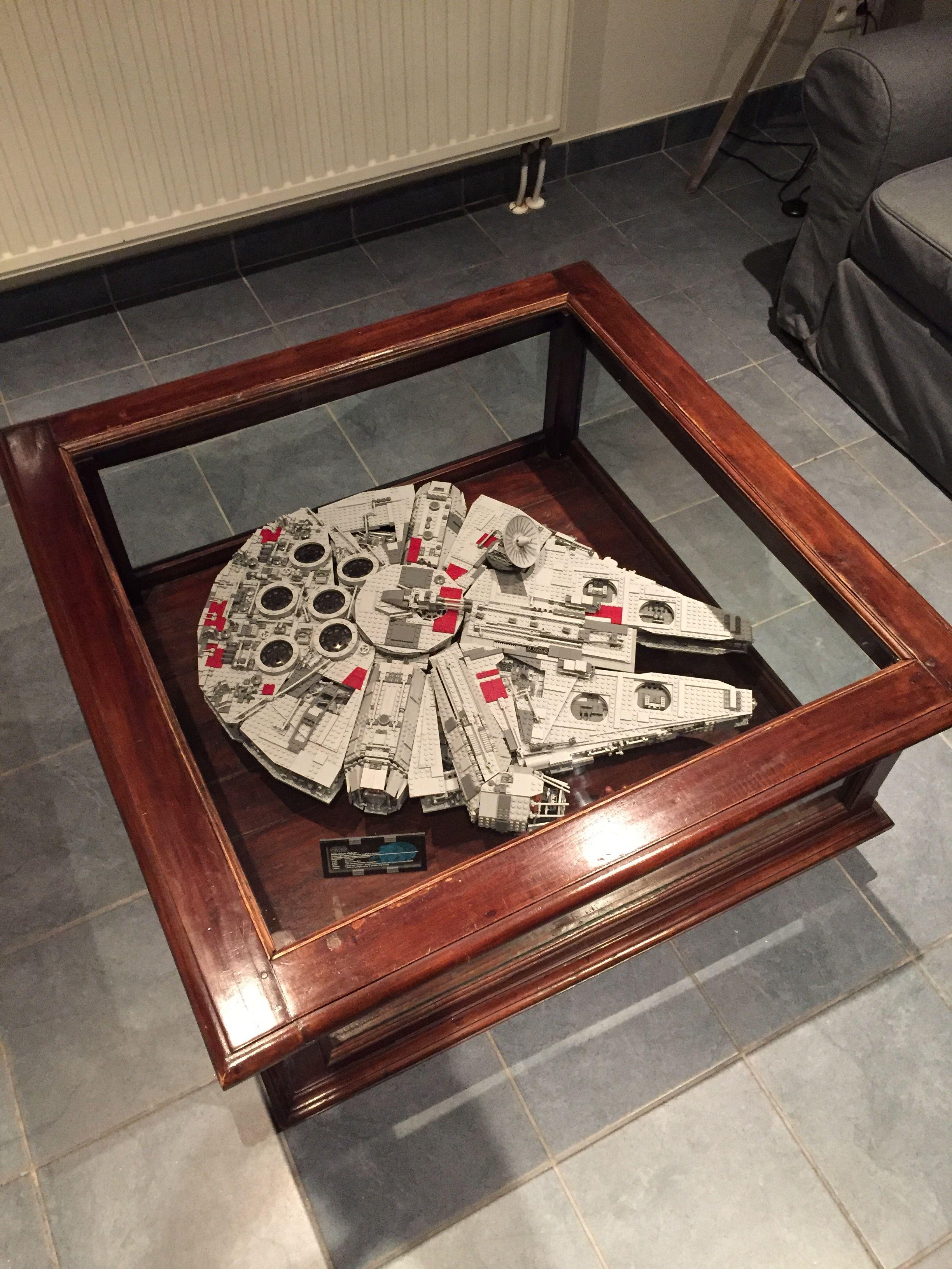 Pin By Tim Maegly On Lego Fun Star Wars Decor Star Wars Room Lego Millenium Falcon [ 3264 x 2448 Pixel ]