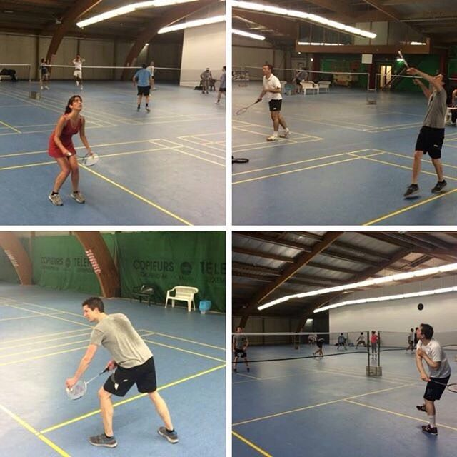 Kpmg Luxembourg On Instagram Our Kpmg People Hit The Badminton Courts Actually Some Of Them Are Pretty Goodminto Badminton Court Corporate Outings Badminton