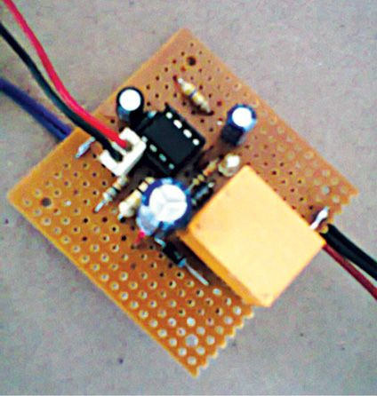 Daytime Running Lights Controller | Detailed Project Available